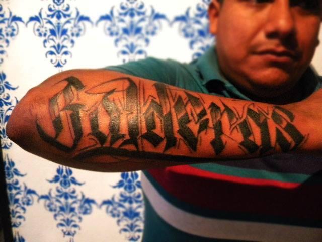 balderas tatuaje realizado por Rak Martinez