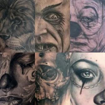Tatuajes  tatuaje realizado por West