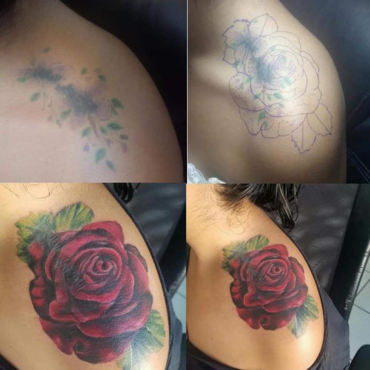 ???? tatuaje realizado por Love for tattos