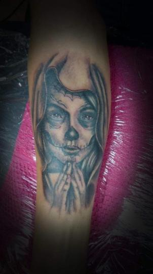 #lovefortattos tatuaje realizado por Love for tattos