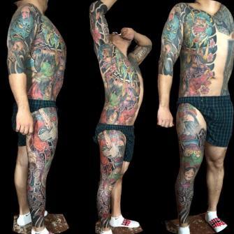 Tatuaje  tatuaje realizado por Rene pacheco